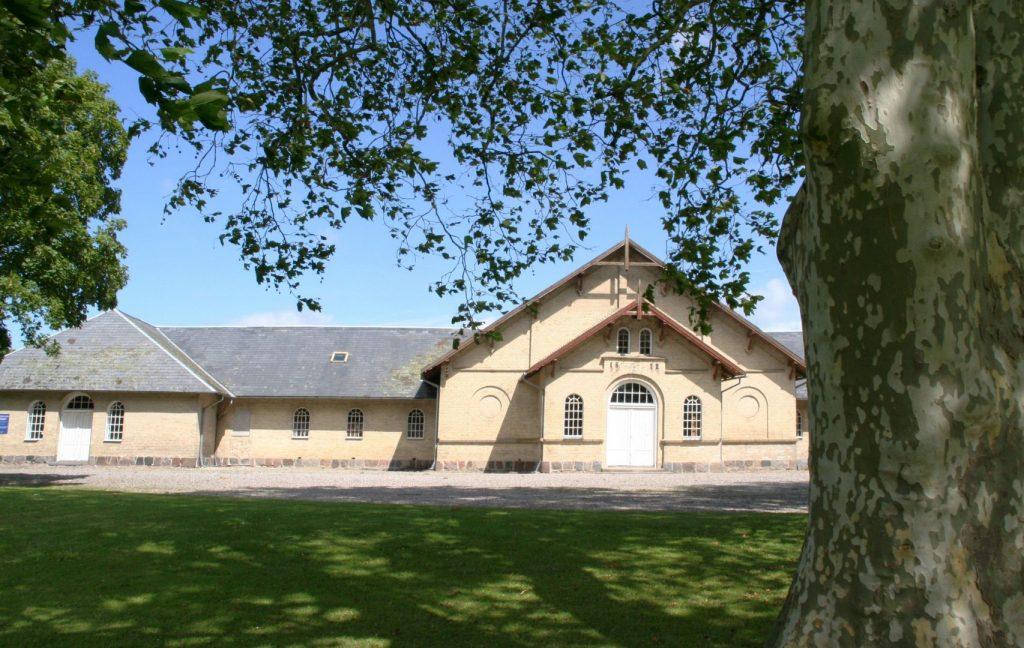 Ridehuset på Reventlow-museet pederstrup