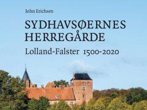 Forside af bogen Sydhavsøernes Herregårde