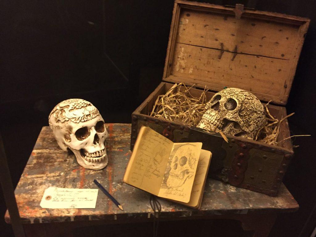 Dekorerede kranier
