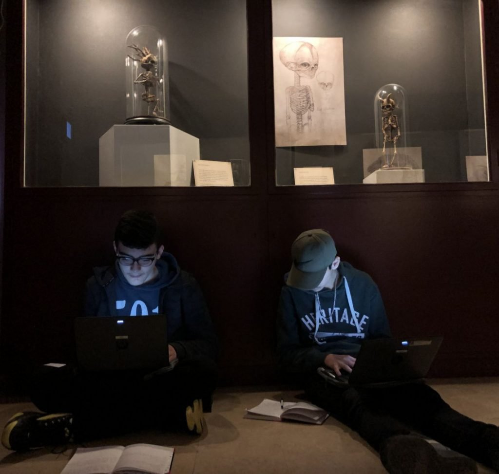 Skriveworkshop i Museum Obscurum