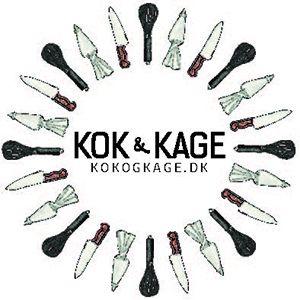 Kok og Kage logo