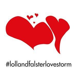 LollandFalster Lovestorm logo