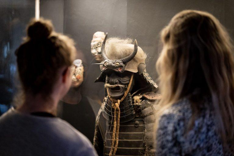 Mennesker ved samurai