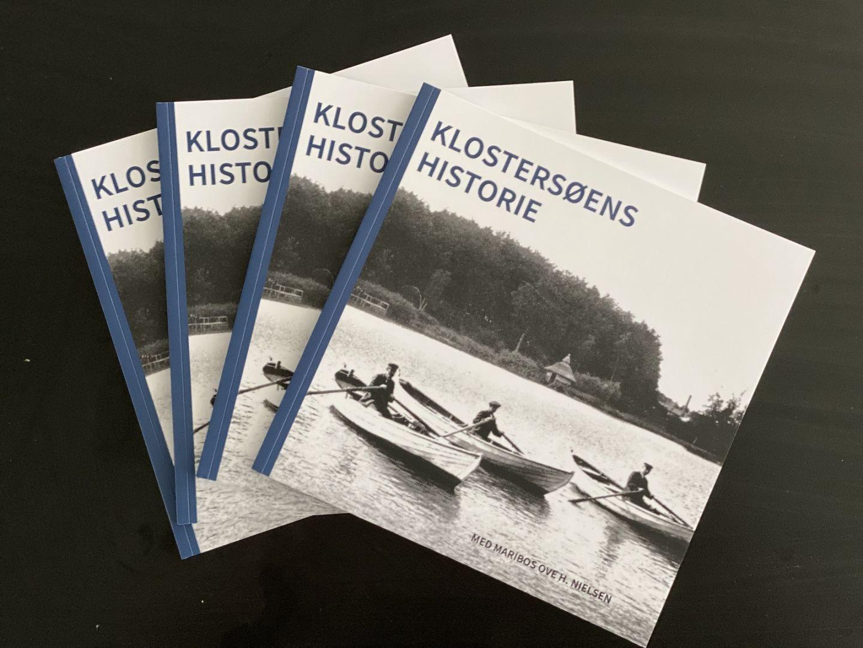 Bog om Klostersøens historie